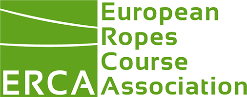Logo, European Ropes Course Association