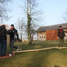Teamtraining Outdoor Lüneburg