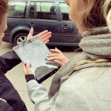 iPad Rallye Berlin