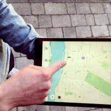 iPad Rallye Hamburg