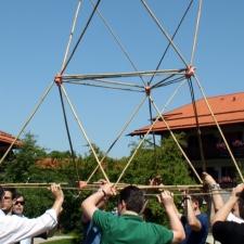 Turmbau: Aufrichtung II